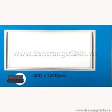 Đèn Led Panel Âm Trần H2 63 300x1200