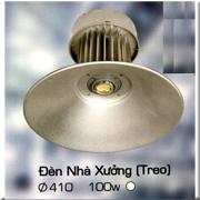 Đèn Xưởng Led 100W H2 NX100 Ø410