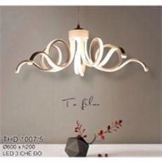 Đèn Thả Nghệ Thuật CTK2 THD.1007/5 Ø600xH200