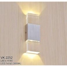 Đèn Ốp Tường LED CTK5 VNT.2252 L60xH180