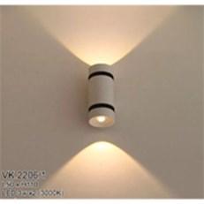 Đèn Ốp Tường LED CTK5 VK.2206/1 L50xH110