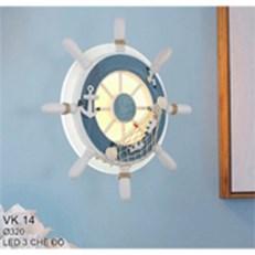 Đèn Ốp Tường LED CTK5 VK.14 Ø300