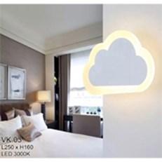 Đèn Ốp Tường LED CTK5 VK.03 L250xH160