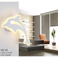Đèn Ốp Tường LED CTK5 VK.02 L430xH180