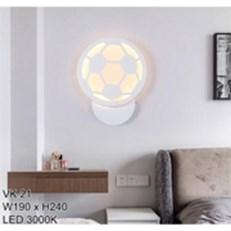 Đèn Ốp Tường LED CTK5 VK.21 W190xH240