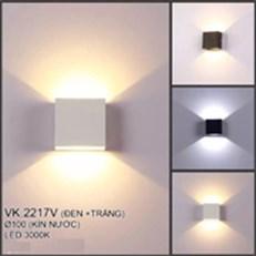 Đèn Ốp Tường LED CTK5 VNT.2217 Ø100