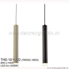 Đèn Thả Bàn Ăn CTK THD.10/1LED Ø40xH400