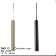 Đèn Thả Bàn Ăn CTK2 THD.10/1LED Ø30; Ø40