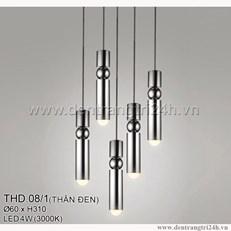 Đèn Thả Bàn Ăn CTK THD.08/1 Ø60xH310