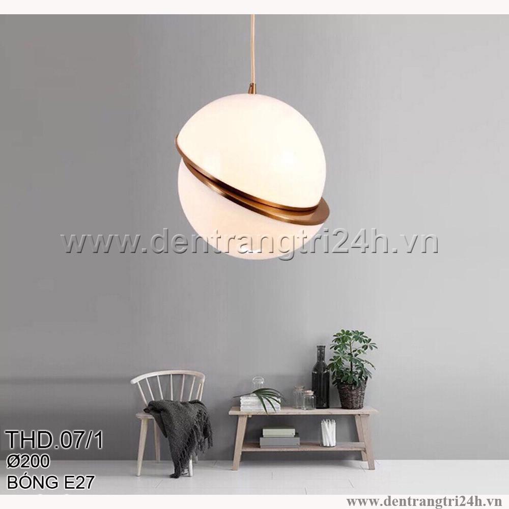 Đèn Thả Bàn Ăn PT5 THCN27-21 Ø200