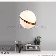 Đèn Thả Bàn Ăn CTK THD.07/1 Ø200