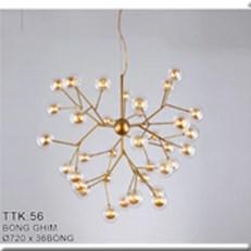 Đèn Chùm Nghệ Thuật CTK2 TTK.56 Ø720