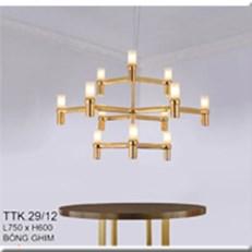 Đèn Thả Nghệ Thuật CTK5 TTK.29/12 L750xH600