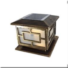 Đèn Trụ Năng lượng mặt trời PT4 TD04-18 L300 x W300
