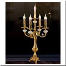 Đèn Bàn Đồng HP1 ĐBĐ 001/5 Ø420xH720