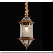Đèn Thả Đồng HP5 TĐ6008/M Ø200xH500