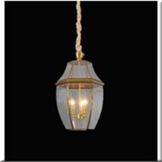Đèn Thả Đồng HP1 TĐ6019/3 Ø350xH520