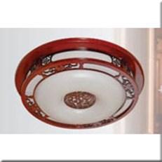 Đèn Ốp Trần Gỗ HP1 OTG 05 Ø520