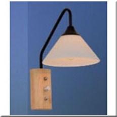 Đèn Tường Gỗ HD V 109/Đ L180xW250xH300
