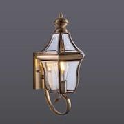 Đèn Vách Đồng VE1 VĐ-6036 L200xH400