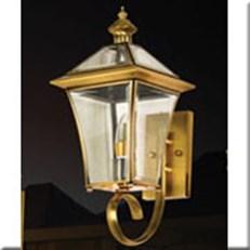 Đèn Vách Đồng VE1 VĐ-6052B L200xH440