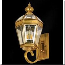 Đèn Vách Đồng VE1 VĐ-6046B L200xH400