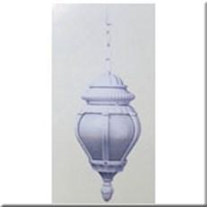 Đèn Thả Ngoại Thất TP 0045I Ø200xH1140