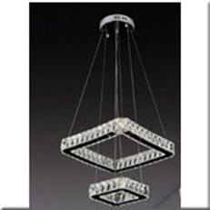 Đèn Thả Pha Lê VE TPL-7223/7A Ø400+220