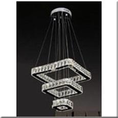Đèn Thả Pha Lê VE TPL-7262 Ø400+280+150