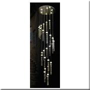 Đèn Thả Thông Tầng VE1 T-88070/27+6 Ø500xH2500