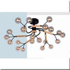 Đèn Chùm Nghệ Thuật VE1 T-2110/21 Ø900xH370