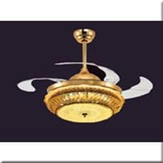Đèn Quạt Cánh Xếp VE1 QT-8822 Ø500xH750