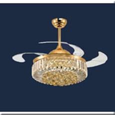 Đèn Quạt Cánh Xếp VE1 QT-87086 Ø500xH750