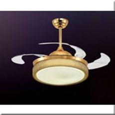 Đèn Quạt Cánh Xếp VE1 QT-87087 Ø500xH750