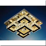 Đèn Mâm Pha Lê VE1 MT-3283 Ø500xH200