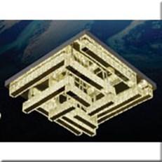 Đèn Mâm Pha Lê VE1 MT-6638 Ø600xH200