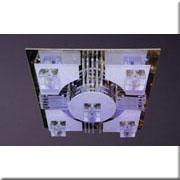 Đèn Mâm Pha Lê VE1 MV-9119 Ø500xH250