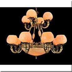 Đèn Chùm Đồng KP4 1199/12 Ø1000xH830