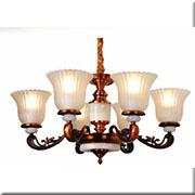 Đèn Chùm Cổ Điển WQ2 C 8683/6 Ø600xH400