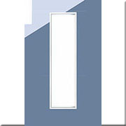 Đèn Panel âm trần WQ2 PL 6482 300x1200xH10