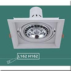 Đèn LED Âm Trần WQ1 L 7354 Ø175xH175