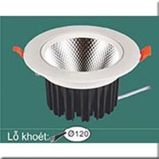 Đèn LED Âm Trần WQ1 L 9036 Ø140xH80