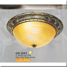 Đèn Áp Trần Đồng SN1 OĐ 3083 Ø400