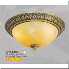 Đèn Áp Trần Đồng SN1 OĐ 3084 Ø400