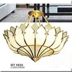 Đèn Trần Đồng SN1 OT 1030 Ø450xH500