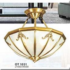 Đèn Trần Đồng SN1 OT 1031 Ø450xH500