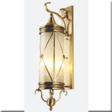 Đèn Vách Đồng SN1 VĐ 7046 Ø180xH770