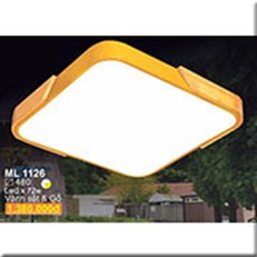 Đèn Ốp Trần Hàn Quốc SN1 ML 1126 Ø480