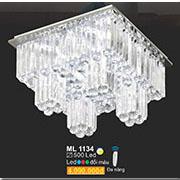 Đèn Mâm Pha Lê SN3 ML 1134 500x500