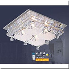 Đèn Mâm Pha Lê SN1 ML 3192 500x500